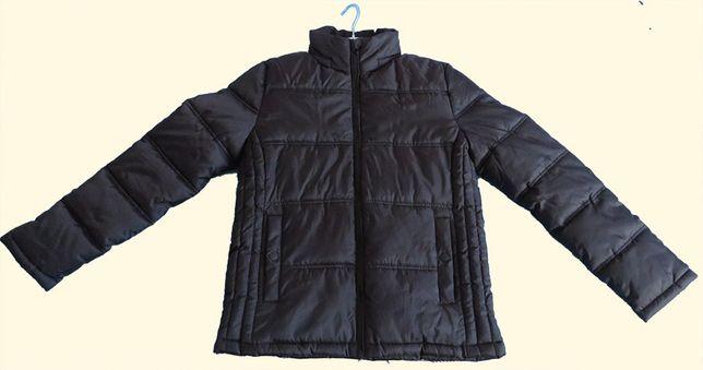 Geaca actuala noua, Masura S,neagra/black, model deosebit, cambrata
