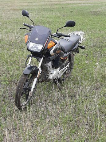 Мотоцикл Ямаха ЮБР 125куб