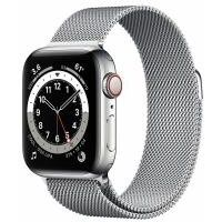 Apple watch 6th Stainless steel / Saphire Crystal / 44 / Cellular