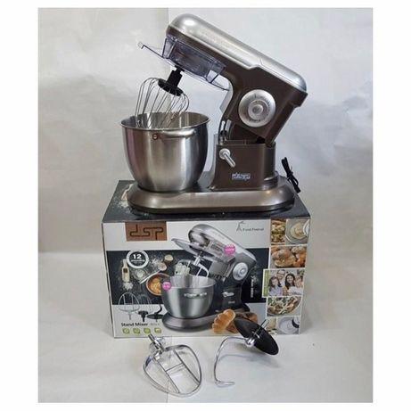 Миксер Тестомес DSP 3в1 KM-3025 миксер для кухни.Супер Миксер.кондитер