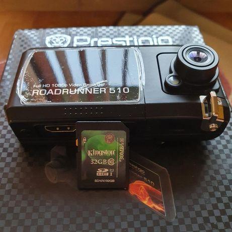 Camera Auto Prestigio RoadRunner 510 FullHD