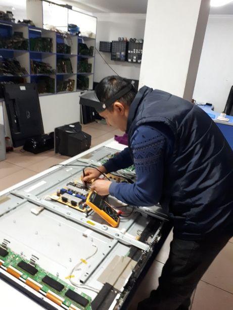 Телемастер со стажем прошивка и ремонт любой сложности выезд.