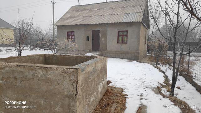 Прожается дом в Бозарыке