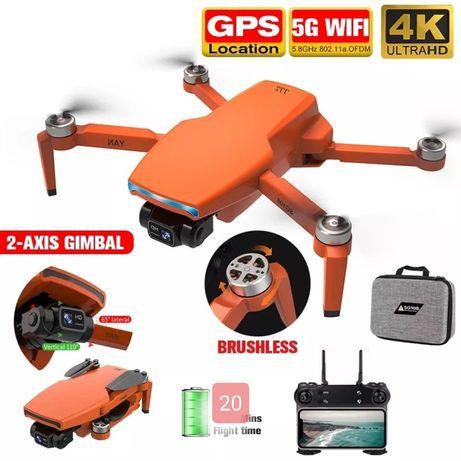 Drona PRO cu GPS,Camera 4K,5G,gimbal 2 axe,20 min,  D 1000 metri, Noua