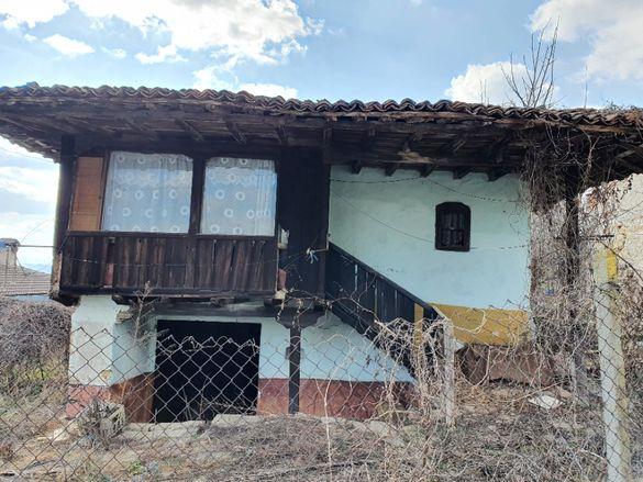 Къща в село шереметя