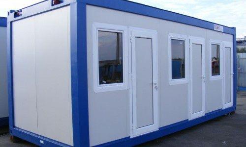 Vand si construim containare tip birou