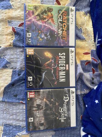 Vand jocuri PS 5