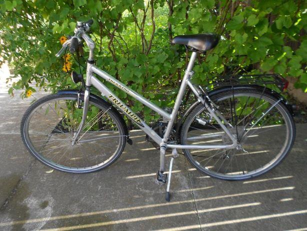 "Bicicleta TRIUMPH Trekking 28"" dama 21 viteze aluminiu"