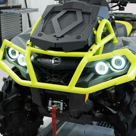 FAR ATV NEUTRINO 2 LED Light - Rjwc On Road