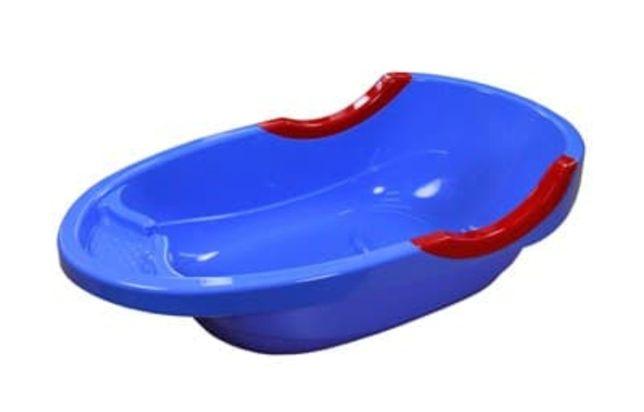 Детская ванна + горка за 2500