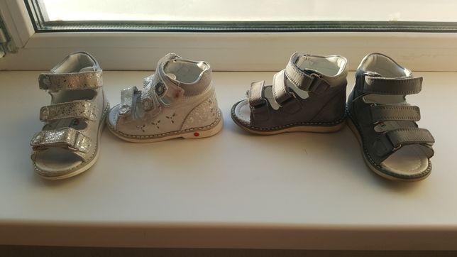 Продам детские сандали!