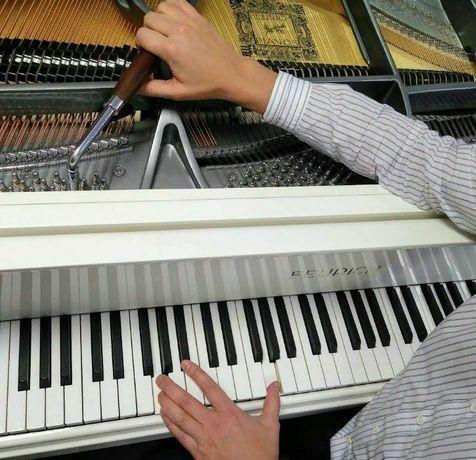 Точная,Настройка-пианино,рояль,фортепиано