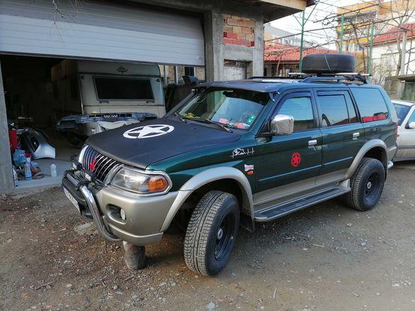 Сенник за L200 л200 паджеро спорт pajero sport