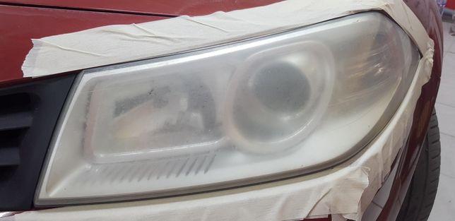 Polish Faruri cu garanție intre 2 si 5 ani - Folie auto