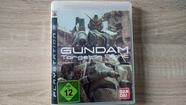 Vand Mobile Suit Gundam Target in Sight PS3 Play Station 3