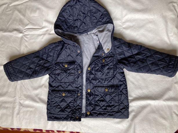 Стеганая курточка Zara на 86 см