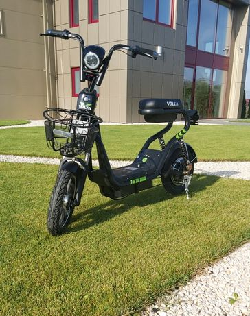 Bicicleta Electrica VOLTA VST 2020 cu Motor Eco 220W, 48V 14Ah, 25km/h