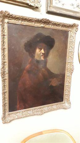 Tablou stil Rembrandt