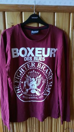 Tricouri MMA XL Boxeur des rues