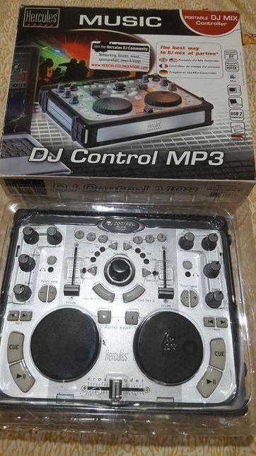 DJ CONTROL mp3 hercules