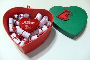 Кутия с късмети за любимия/любимата, майка и жена