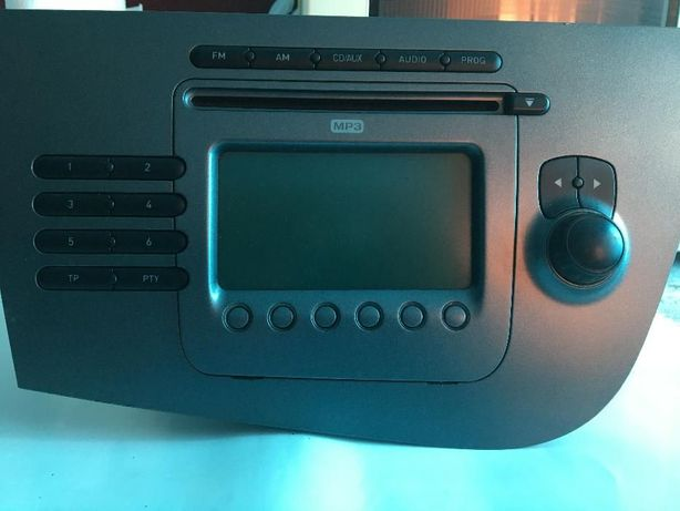 Radio Cd Mp3 Player Blaupunkt