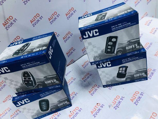 Авто Сигнализация Сигнализация JVC сигналка