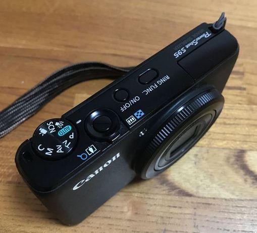 компактный цифровой фотоаппарат премиум класса