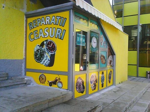 Ceasornicarie - Reparatii Ceasuri - VASLUI