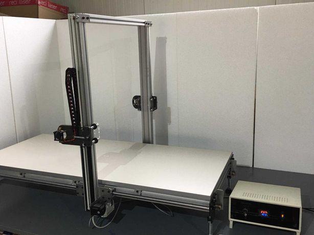 HotWire-CNC masina cu fir incins pentru decupat polistiren, volumetrie
