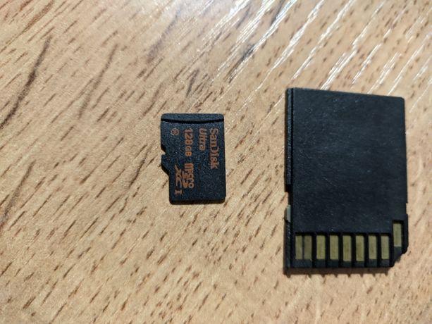 Sd card 128g SanDisk