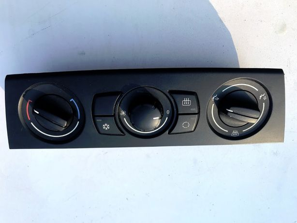 Panou consola comanda clima BMW seria 1 e81 e87