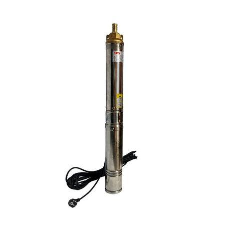 Pompa submersibila DRK QJD5-68, 8 turbine 2CP, cupru, ulei