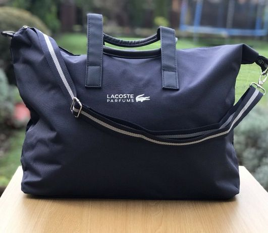 Lacoste L'Homme Weekend Bag