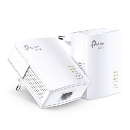 PowerLine Gigabit TP-Link TL-PA7017 KIT AV1000 Starter Kit
