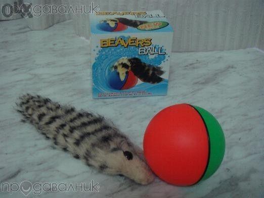 интересна играчка за домашен любимец