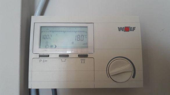 Wolf DRT дигитален терморегулатор за помещение, стаен термост