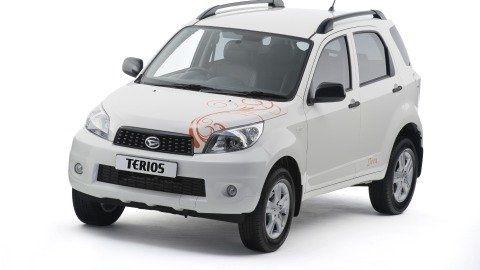 Daihatsu terios 15 броя На Части