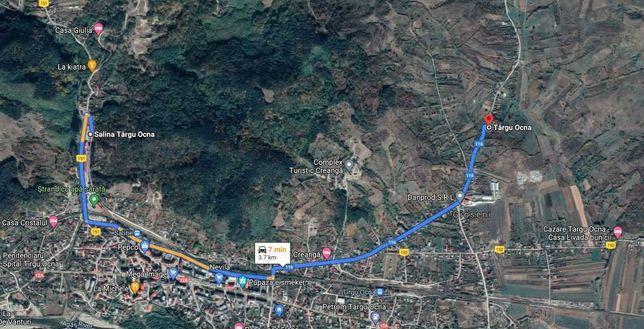 Teren intravilan - 3500mp - str Galean, Tg-Ocna