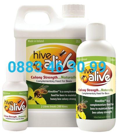 Hive Alive, Хайфа Лайф - профилактика срещу нозематоза