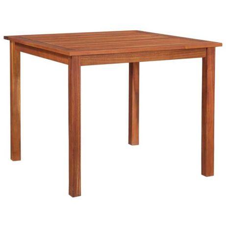 Masa pentru gradina/terasa, 85 x 85 x 74 cm, 390 Ron