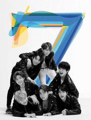 Альбом - BTS Map of the soul 7