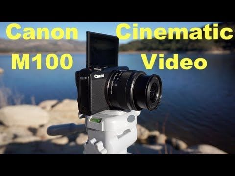 aparat foto canon eos m100 mirrorless