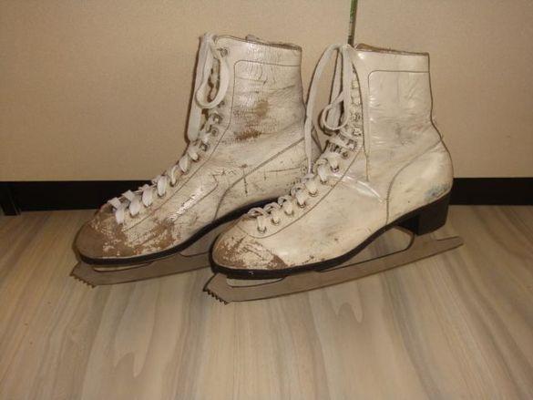 стари кънки за лед