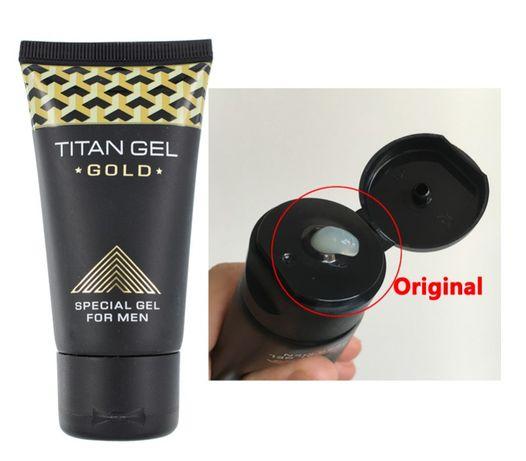 Titan Gel Gold 100% Original