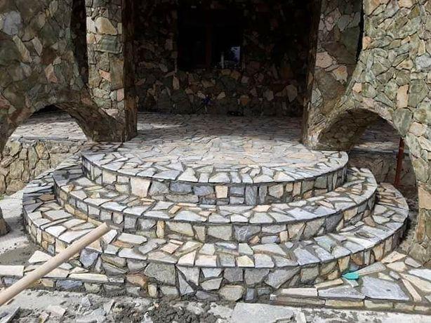 Piatra rustică pentru placat