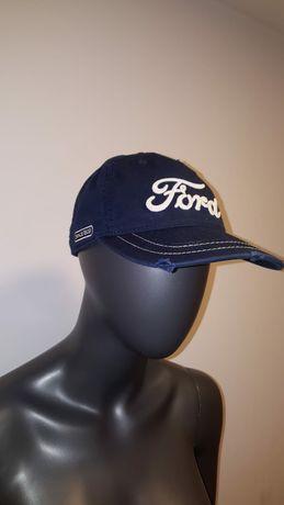 Sapca Ford originala albastra