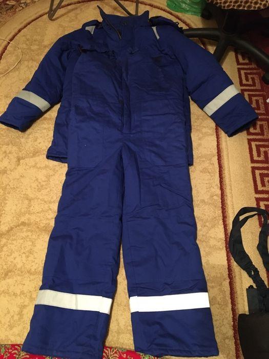Продам зимнюю спец.одежду Мичуринское - изображение 1