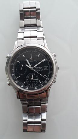 Seiko chronograph alarma