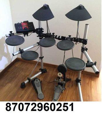 Продам электронную барабанную установку Yamaha DTXPlorer